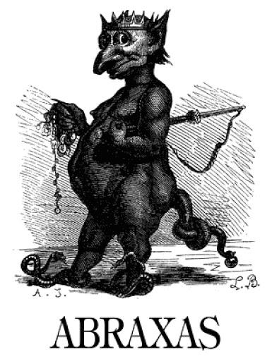 Representación de Abraxas