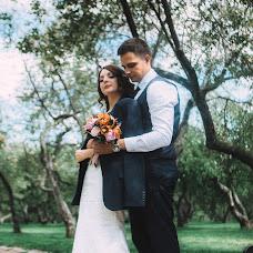 Wedding photographer Polina Vorobeva (polinavorobyova8). Photo of 26.11.2015