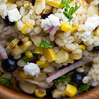 Grilled Corn Salad Goat Cheese Recipes