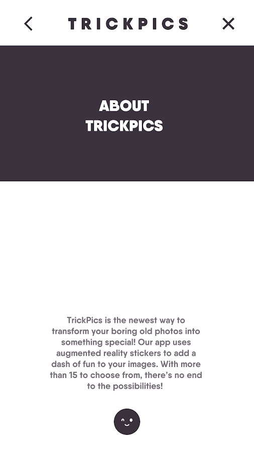 Trickpics- screenshot
