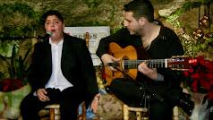 Recital del joven cantaor Fermín Fernández en la Peña El Morato de Almería.