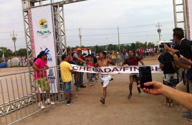 Tarahumaras, con preseas históricas en Juegos Mundiales Indígenas