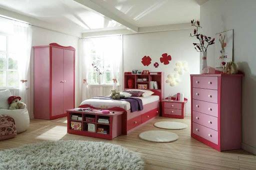 無料生活Appの女の子のベッドルームのデザイン|記事Game