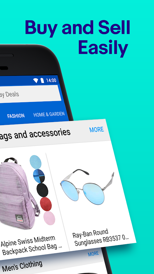 eBay - Buy, Sell & Save Money with Discount Deals- screenshot