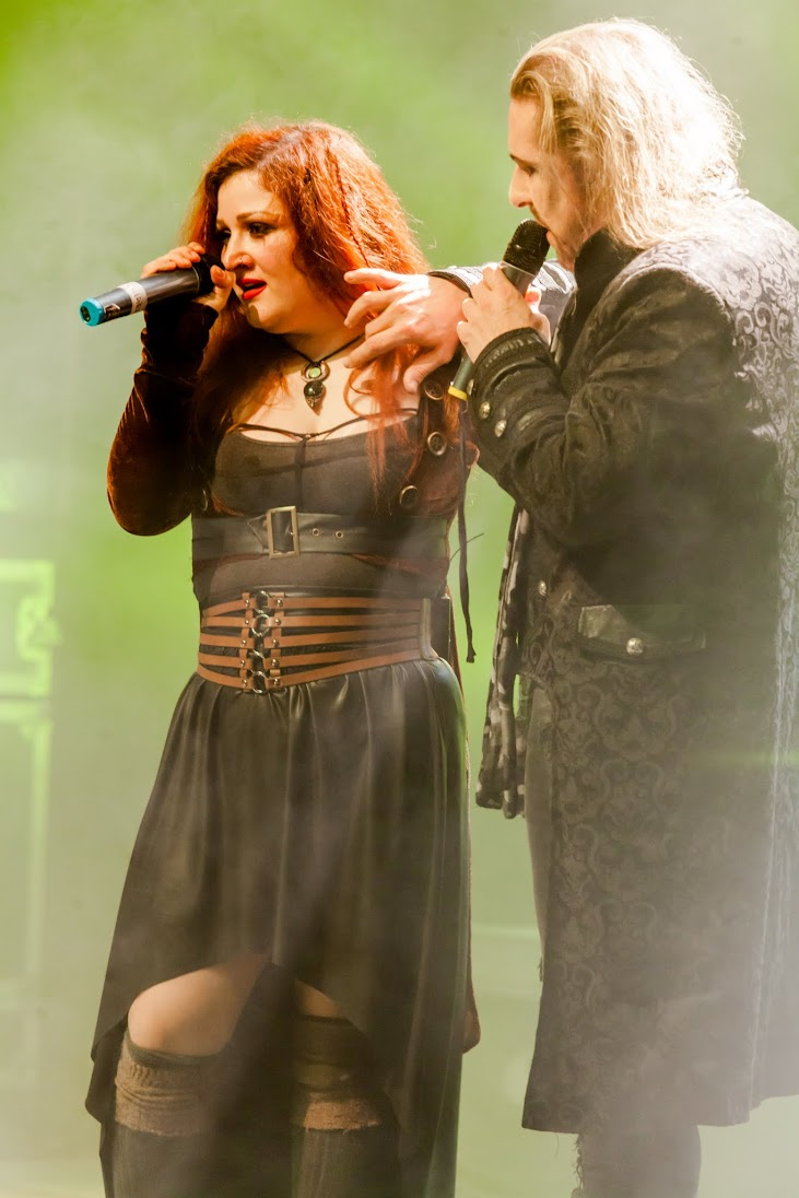 Therion, Imperial Age, Null Positiv, The Devil (Quantic, Bucureşti)