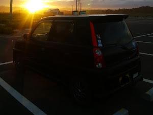 プレオ  L typeS  4WD  CVT マイルドチャージのカスタム事例画像 くろぼーんさんの2019年07月27日21:12の投稿