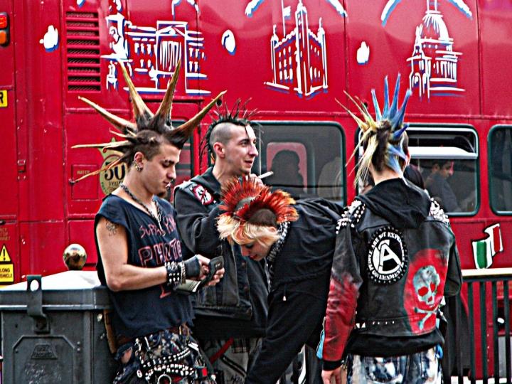 Street punk di silviotta