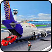 Cargo Plane Simulator Car Transport 🚖✈️