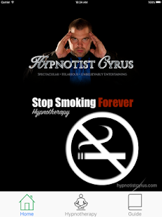 Cyrus Stop Smoking Hypnosis- screenshot thumbnail