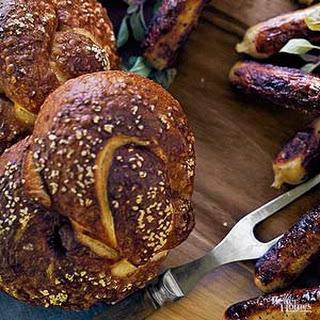 Bavarian Pretzels Recipe