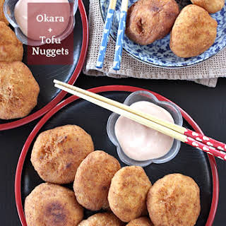 Okara Tofu Nuggets.