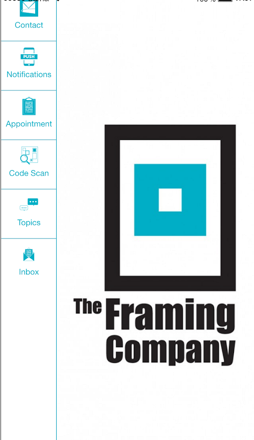 The Framing Company- screenshot