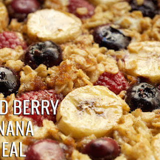 Baked Oatmeal With Bananas Recipes