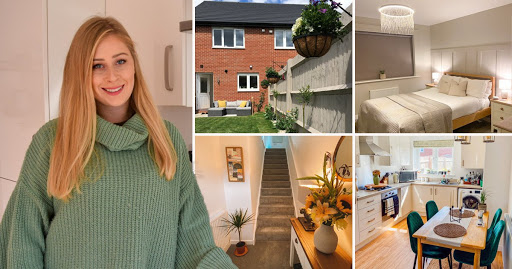 What I Own: Marketing executive Emily, who owns half of her £230,000 property with shared ownership