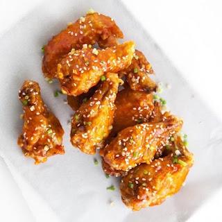 Korean Fried Chicken.