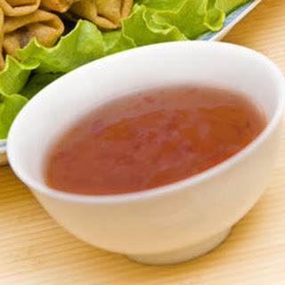 Plum Sauce With Plum Jam Recipes.