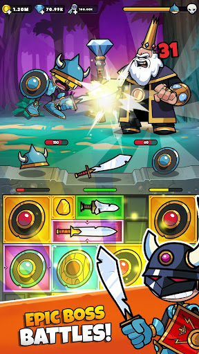 Overloot u2013 Loot, Merge & Manage your gear! android2mod screenshots 3