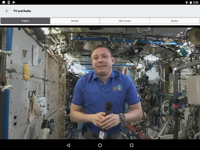 Screenshot 12 for NASA.gov's Android app'
