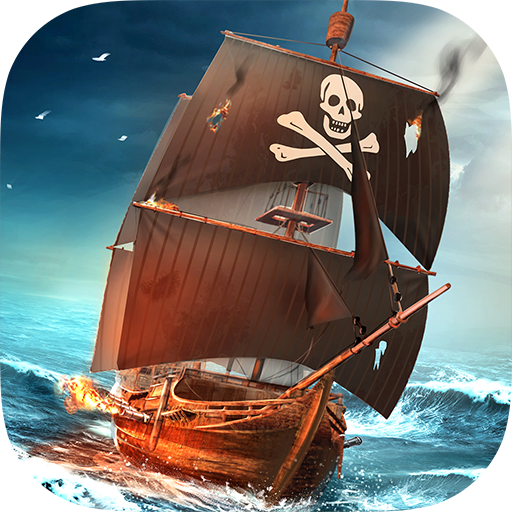 Pirate Ship Sim 3D - Royale Sea Battle (game)