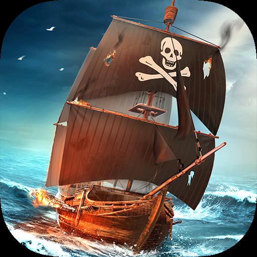 Pirate Ship Sim 3D - Royale Sea Battle file APK Free for PC, smart TV Download