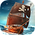 Pirate Ship Sim 3D - Royale Sea Battle file APK Free for PC, smart TV Download