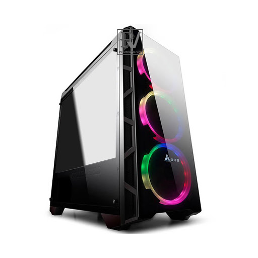 Case Golden Field N55B Gaming 21+ (3 fans LED Rainbow)_1.jpg
