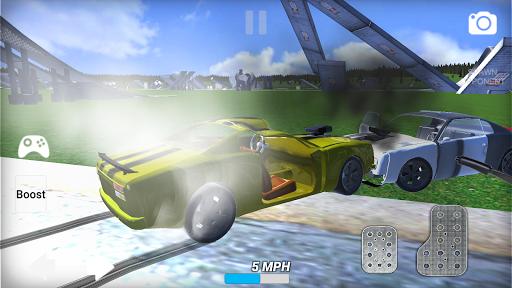Extreme Crash Car Driving 1.041 screenshots 4