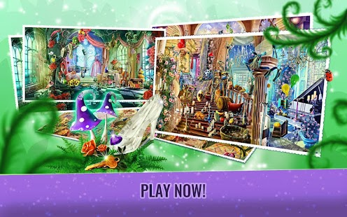 World of Fairy Tales Hidden Object Games - náhled