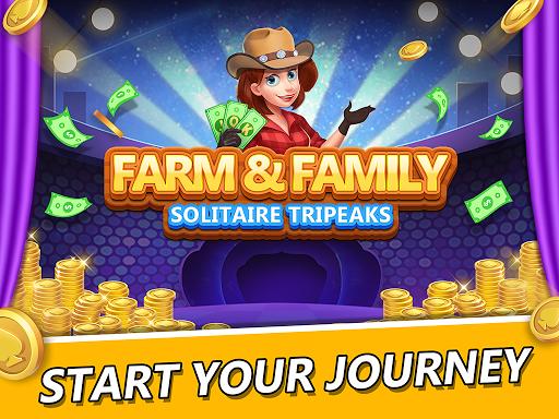 Solitaire Tripeaks: Farm and Family 0.3.0 screenshots 13