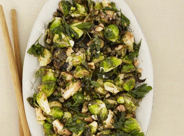 Deep Fried Brussels Sprouts Recipe