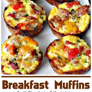 Breakfast Muffins Recipes.