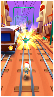 Subway Surfers: miniatura de captura de pantalla