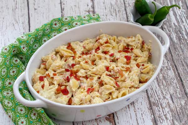 Bacon And Pepper Jack Mac & Cheese Recipe
