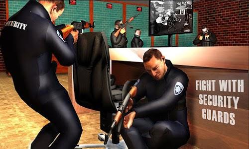 Bank Robbery 2 : The Heist v1.5 Mod Money