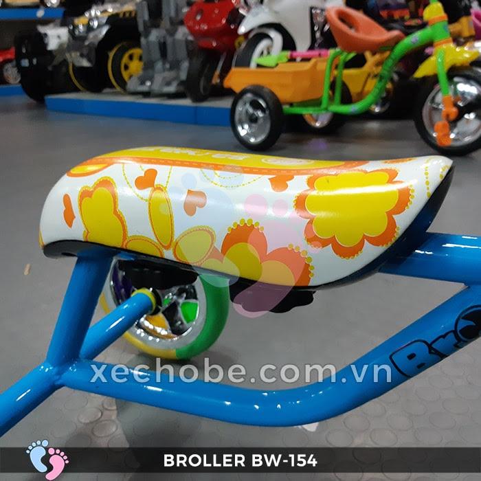 Xe đạp 3 bánh cho bé Broller XD3-154 9