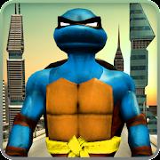 Game Monster Turtle hero Vs Captain: Robot Battle apk for kindle fire