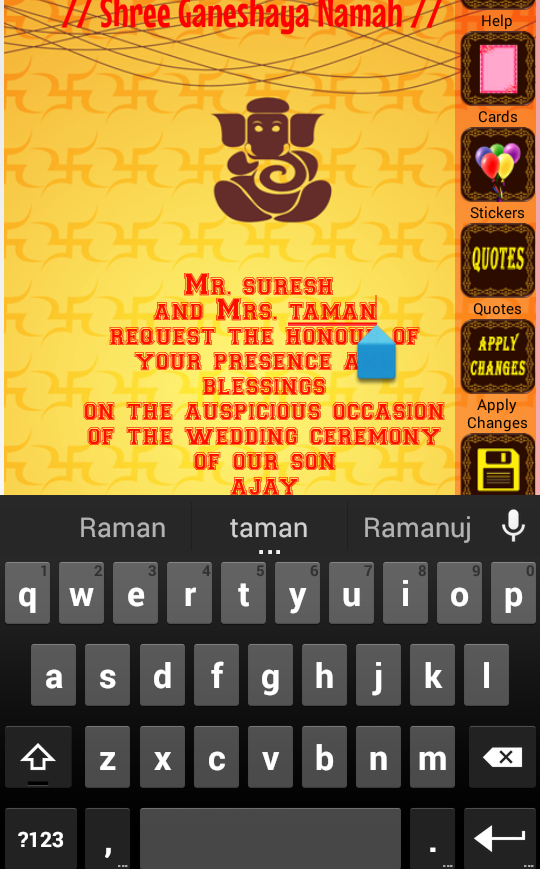 Hindu Wedding Invitation Cards Android Apps On Google Play - Birthday invitation maker in dubai
