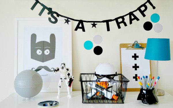 Get The Look Coolest Star Wars Kids Room Ideas Of 2016 Life And