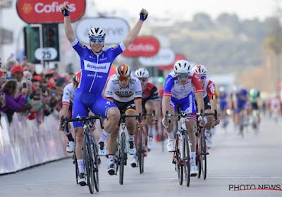 Un coureur Deceuninck-Quick-Step déclare forfait pour Kuurne-Bruxelles-Kuurne