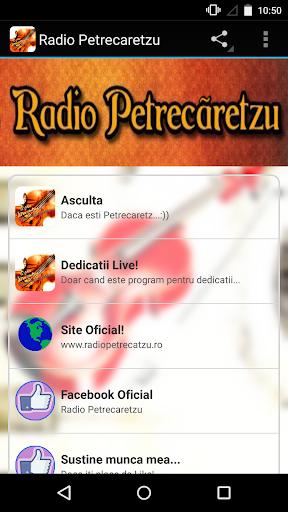 Radio Petrecaretzu
