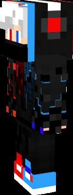 Blue Boy Nova Skin