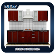 Indian's Kitchen Ideas icon