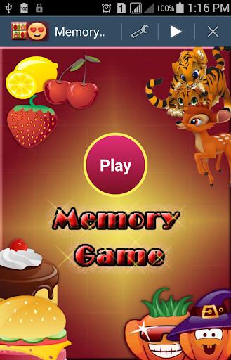 Memory Game- لعبة الذاكرة