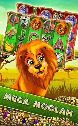 Mega Moolah Vegas Slot Machine