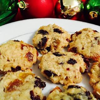 Oatmeal Ambrosia Cookies From Alexandersmom.Com Recipe