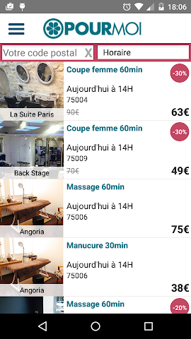 android Pourmoi Screenshot 0