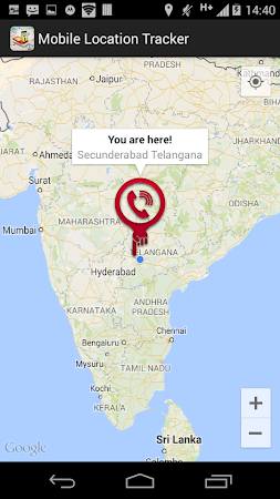 Live Mobile address tracker 1.9.23 screenshot 254770