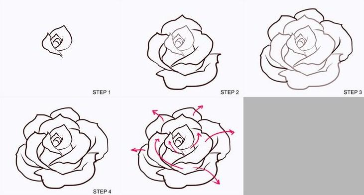 How to draw a rose Android Apps on Google Play