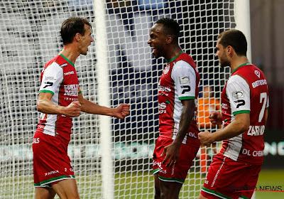 Berahino wijst de weg: Zulte Waregem maakt indruk tegen Charleroi en schuift met 6 op 6 op in de stand