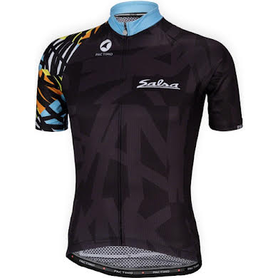 Salsa Men's Wild Kit Short Sleeve Jersey